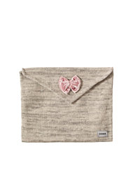 Svensk Ipad Case With Bow