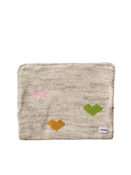 Svensk Ipad Case With Hearts