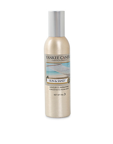 BEAUTY @ HOME - YANKEE CANDLE / ROOM SPRAY SUN & SAND - NELLY.COM