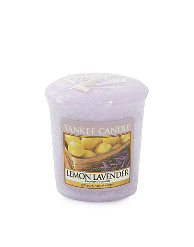 BEAUTY @ HOME - YANKEE CANDLE / LEMON LAVENDER - NELLY.COM