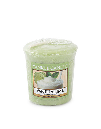 BEAUTY @ HOME - YANKEE CANDLE / VANILLA LIME - NELLY.COM