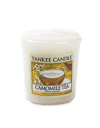 BEAUTY @ HOME - YANKEE CANDLE / CAMOMILE TEA SAMPLERS - NELLY.COM