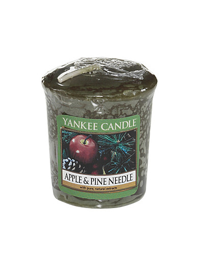 BEAUTY @ HOME - YANKEE CANDLE / APPLE & PINE NEEDLE SAMPLERS - NELLY.COM