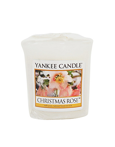 BEAUTY @ HOME - YANKEE CANDLE / CHRISTMAS ROSE SAMPLERS - NELLY.COM