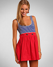 Nothical Striped Dress