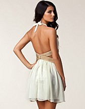 HALTER NECK CUT OUT DRESS