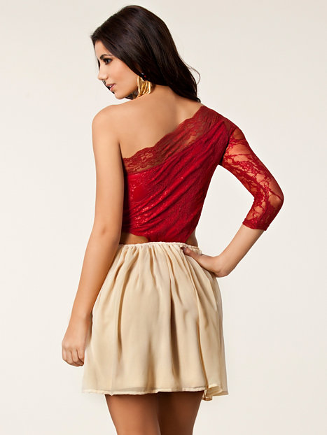 lace one cut out dress rare london wine red party dresses clothing women uk. Black Bedroom Furniture Sets. Home Design Ideas