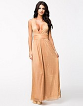 MAY LUREX MAXI DRESS