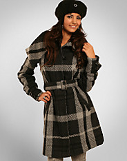 Vila - Roady Checked Coat