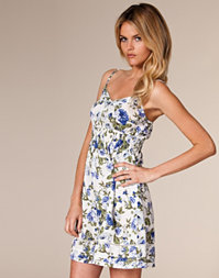 Vila - Kellie Print Dress