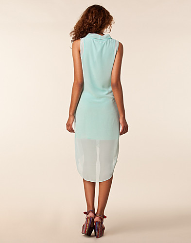 DOORDEWEEKSE JURKEN - VILA / RUNWAYS DRESS - NELLY.COM