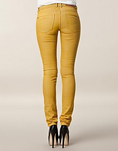 JEANS - VILA / FILIPI LOW SLIM JEANS - NELLY.COM
