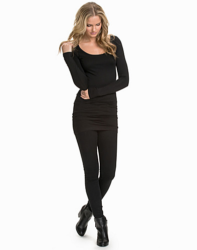 TOPPAR - VILA BASIC / OFFICIEL LS LONG TOP - NELLY.COM