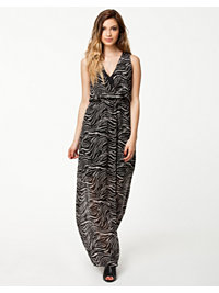 Mekot, Zada Maxi Dress, Vila - NELLY.COM