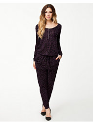 Vila Gyrup Animal Jumpsuit
