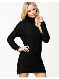 Vila Roll Knit Dress