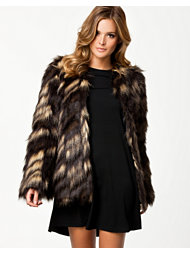 Vila Lana Fur Jacket