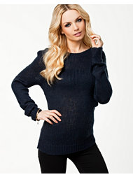 Vila Pilot O-Neck Knit