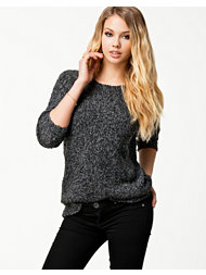 Vila Power Knit Top