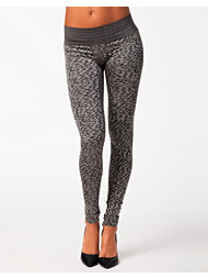 Vila Editors Animal Leggings