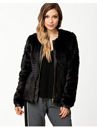 Vila Emida Fur Jacket