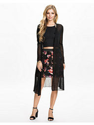 Vila Mansi New Long Cardigan