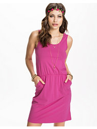 Vila Honesty Deep Back Dress
