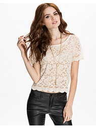 Vila Sanders Lace Top
