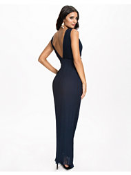 Vila Vigatsby Maxi Dress