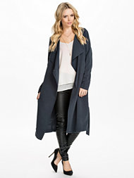 Vila Vikalu Long Coat