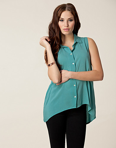 BLOUSES & SHIRTS - MINIMUM / CHARU TOP - NELLY.COM
