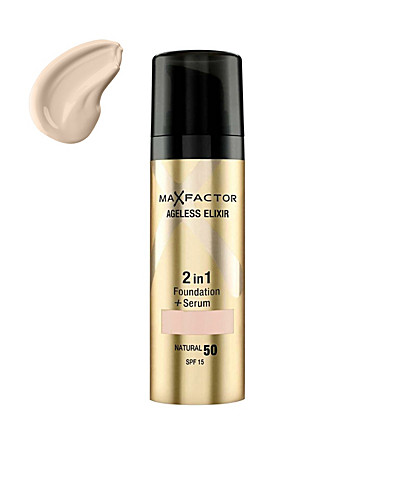 MAKE UP - MAX FACTOR / ANGELES ELIXIR FOUNDATION - NELLY.COM