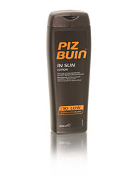 Piz Buin In Sun Lotion SPF10