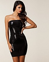 DIANE SEQUIN BANDAGE DRESS