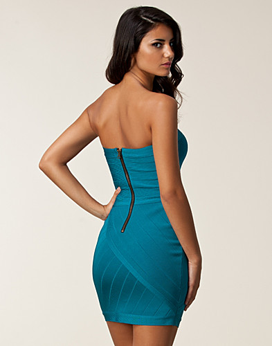 PARTY DRESSES - BEBE / ROXY BANDAGE DRESS - NELLY.COM