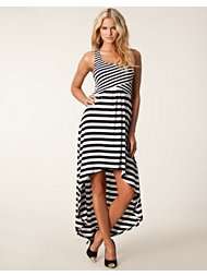 Bebe Mixed Stripe Dress