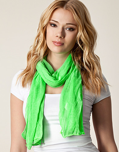 ACCESSORIES MISCELLANEOUS - RUT&CIRCLE / PRICE NEON SCARF - NELLY.COM