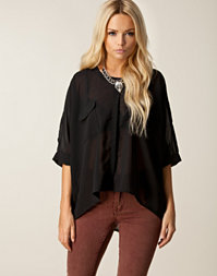 Rut m.fl. - Jam Pocket Blouse