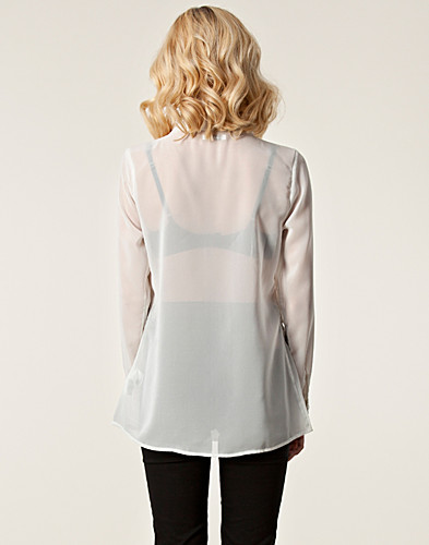 BLOUSES & SHIRTS - RUT&CIRCLE / GEILA BUTTON BLOUSE - NELLY.COM