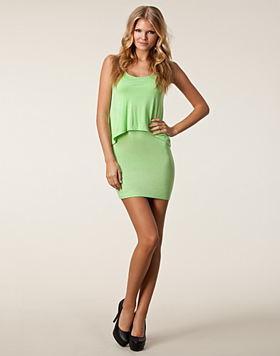 DRESSES - RUT&CIRCLE / LAVIN TWO PART DRESS - NELLY.COM