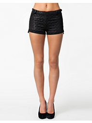 Rut&Circle Collette Shiny Shorts