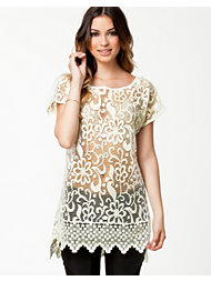 Rut&Circle Heather Lace Tunic