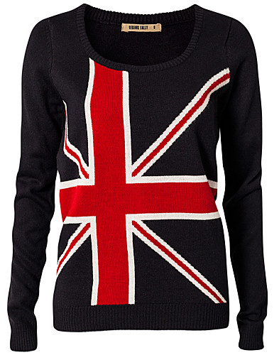 JUMPERS & CARDIGANS - SALLY&CIRCLE / NANCY BRITISH KNIT - NELLY.COM