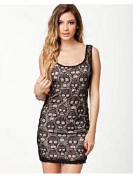 Sally&Circle Skull Dress