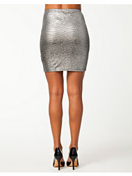 Sally&Circle Lava Mini Skirt