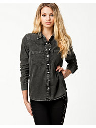 Sally&Circle Blair Denim Shirt