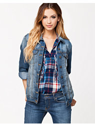 Rut&Circle Must Reha Long Denim Jacket