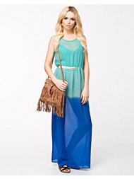 Rut&Circle Laurel Long Dress