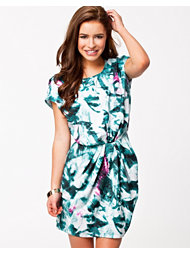 Rut&Circle Nala Print Dress