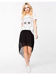 Rut&Circle Price Short Front Skirt